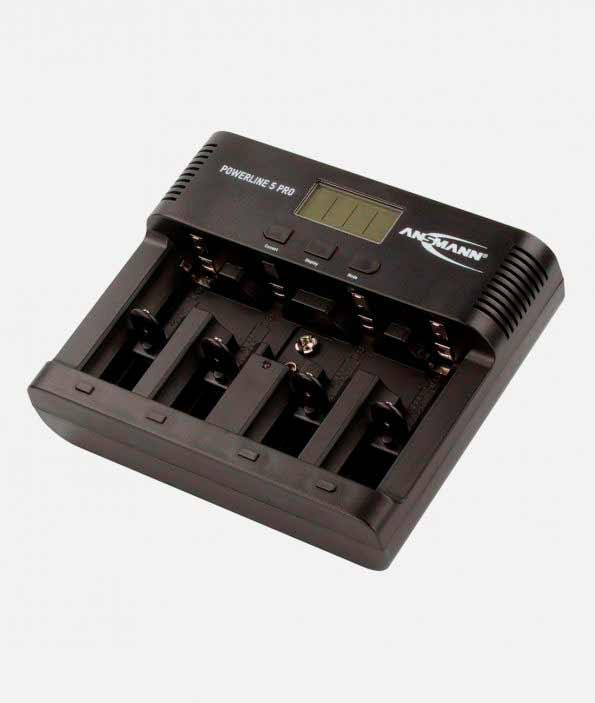 Ansmann 1001-0018 Зарядное устройство Powerline 5 pro