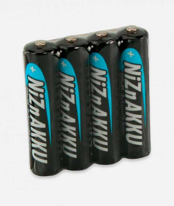 Ansmann 1321-0001 Батарейки NiZn Micro AAA - NiZn 550мАч