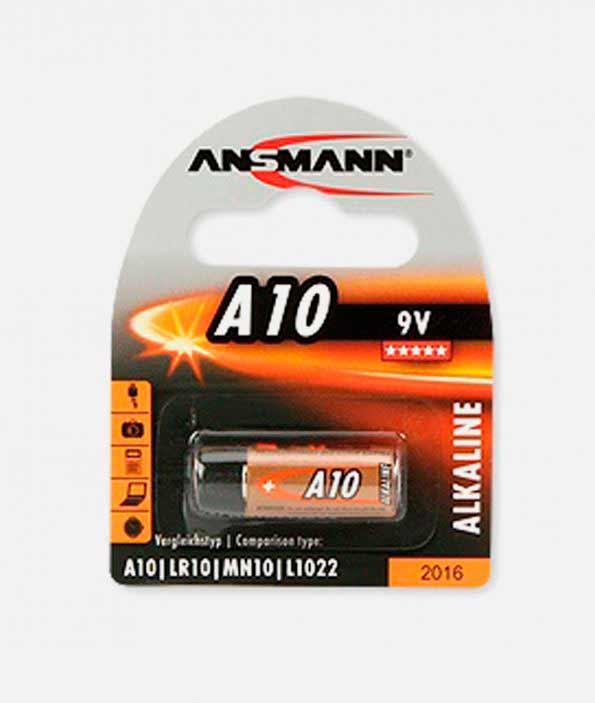 Ansmann 1510-0006 Батарейка Alkaline A10 9V