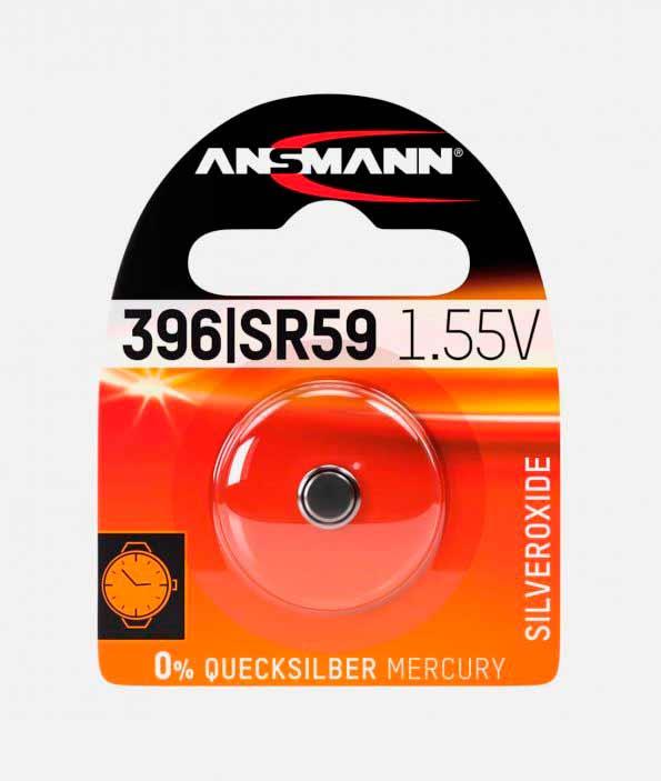 Ansmann 1516-0021 Батарейки кнопочные SR 59/396/397