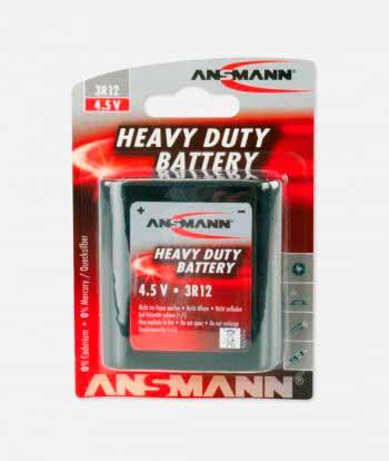 Ansmann 5013091 Батарейка ZiC 4.5V 3R12