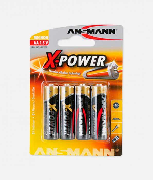 Ansmann 5015663 Батарейка Alkaline Xpower-1.5V AA